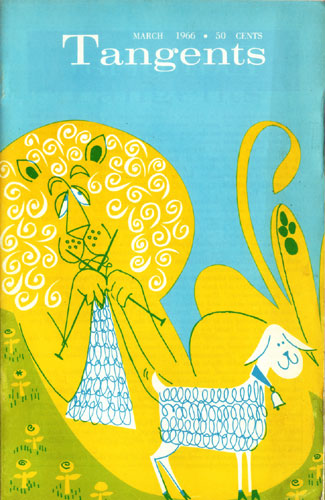 tangents magazine 1966