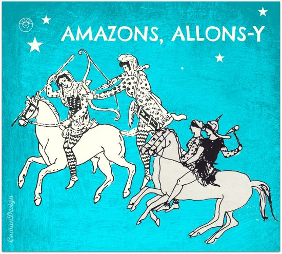 Amazons allonsy y day one