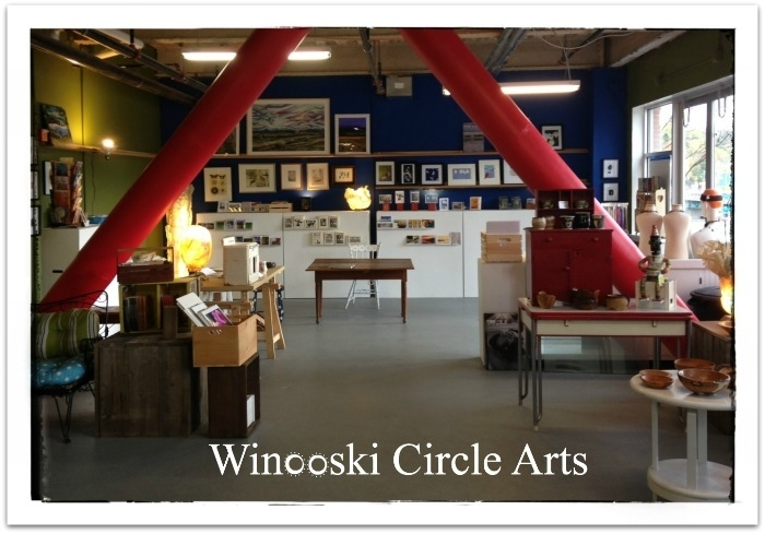 Winooski Circle Arts. Photo ©Liza cowan