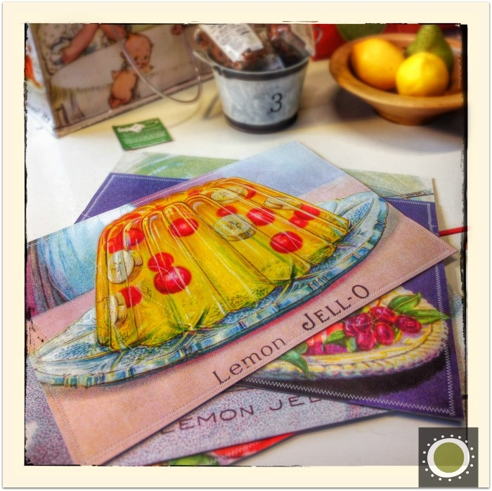 jello placemats made by Flashbags for Small Equals. Photo ©Liza cowan
