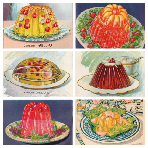 Jello placemats from Smallequals.com