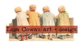 Liza cowan art + design www.lizacowan.com