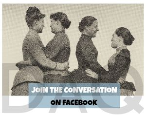 Join the conversation on facebook DYKE A Quarterly