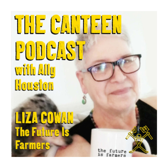 Liza cowan The Canteen Podcast September 2019