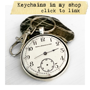 Keychains in shop typepad