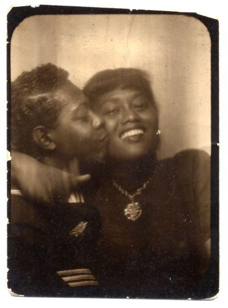 american photobooth, nakkin goranin, african american sailor, african american couple in photobooth,